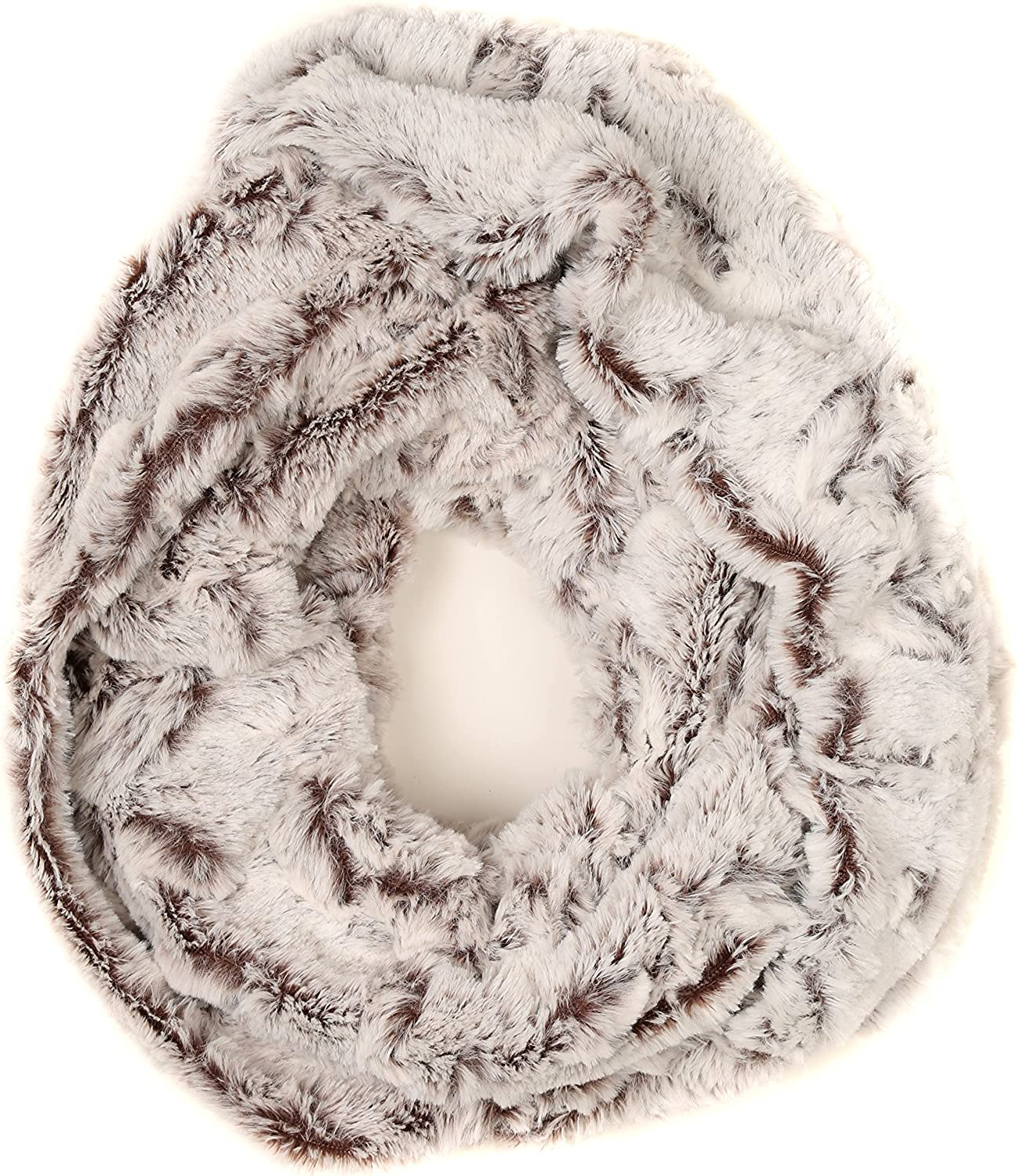 Sakkas Abhy Soft Free shipping on High quality posting reviews Fall Winter Wrap Scarf Infinity Furry