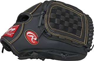 Rawlings Playmaker Series Glove,Black
