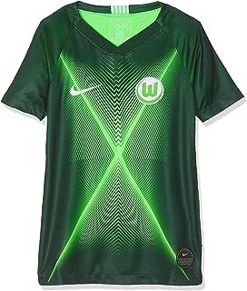 Nike Unisex Kinder Vflw Y Nk BRT Stad JSY Ss Hm Football T-Shirt