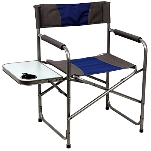 Superb Camping Chairs With Side Table Amazon Com Forskolin Free Trial Chair Design Images Forskolin Free Trialorg