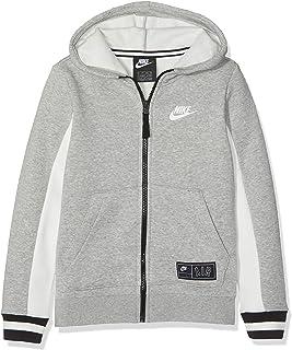 Nike unisex barn B Nk Air hoodie Fz tröja