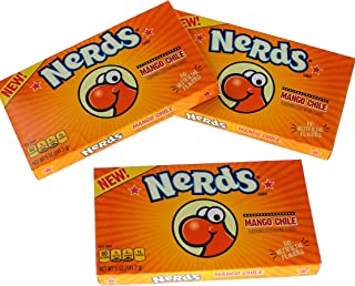 Nerds Candy - Mango Chile Flavor 3 Pack (5 oz)