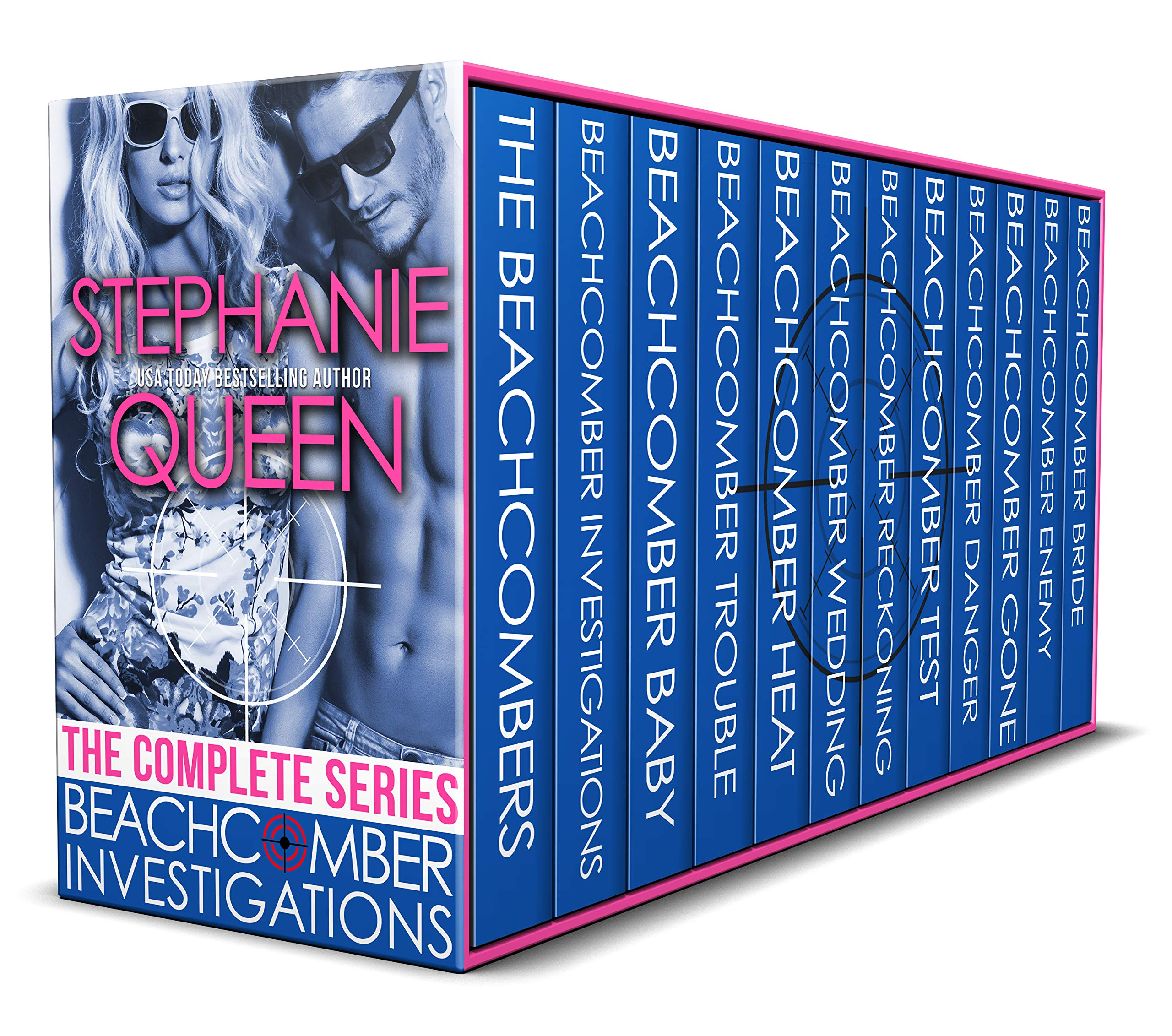 Beachcomber Investigations Complete Series: 12 Books
