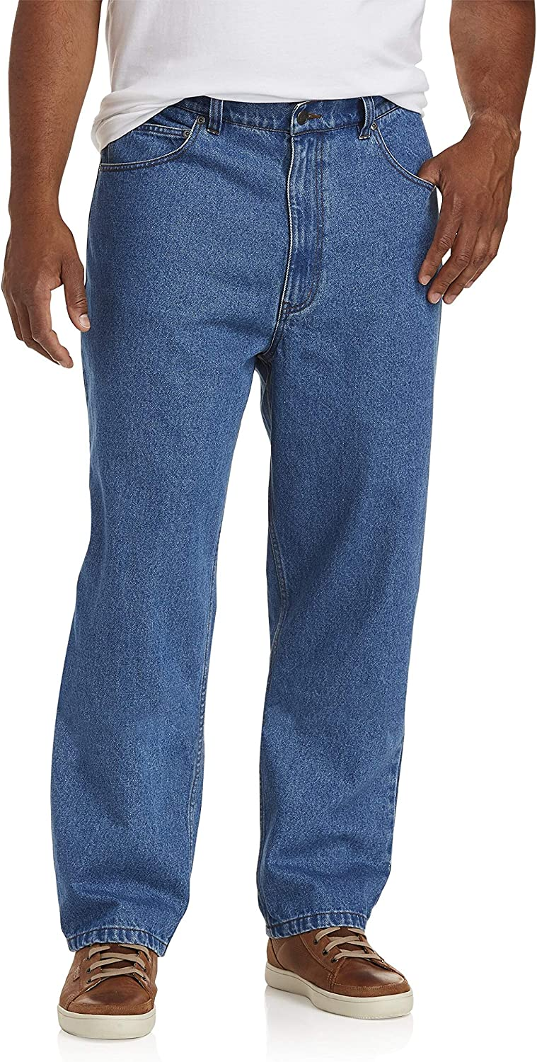 Harbor Bay by DXL Big Rugged Denver Mall and Cheap mail order specialty store Tall Jeans Loose-Fit