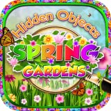 Hidden Object – Spring Gardens & Objects Time Easter Puzzle Differences Search Game
