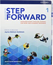 Step Forward 2E Level 1 Student Book and Workbook Pack: Standards-based language learning for work and academic readiness