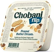 chobani peanut butter dream