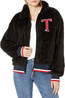 Tommy Hilfiger Sherpa T Zip Up Jacket