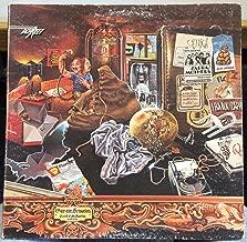 THE MOTHERS FRANK ZAPPA over nite sensation LP Used_VeryGoodMS 2149 Discreet 1973 USA
