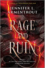 Rage and Ruin (The Harbinger Series Book 2) Kindle Edition