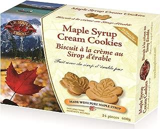 L.B Maple Treat Cream Cookies, 24 cookies, 400 grams