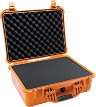 Pelican 1520 Camera Case With Foam (Orange)