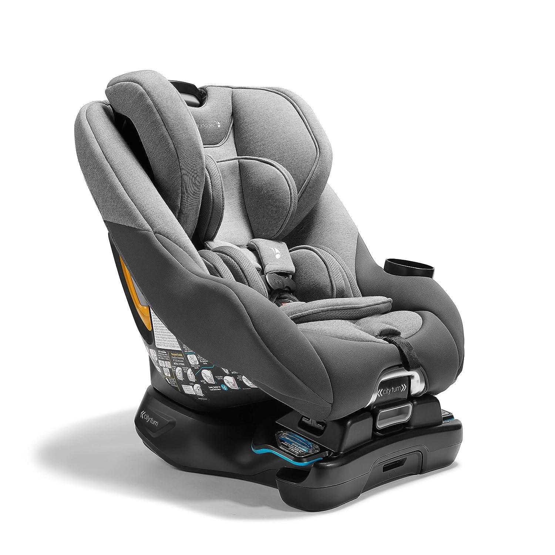 Baby Jogger City Turn Convertible Car Seat, Phantom Grey