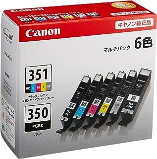 CanonBCI-351+350/6MP 351+350-通常 通常