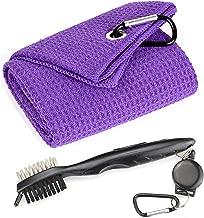 Best purple golf towel Reviews