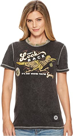 Double D Ranchwear - Don't Look Back Tee
