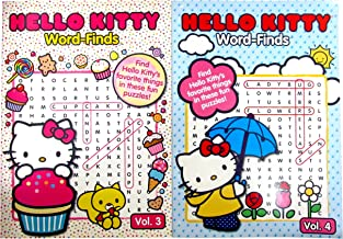 hello kitty word search games
