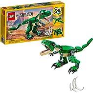 LEGO Creator Mighty Dinosaurs 31058 Build It Yourself Dinosaur Set, Create a Pterodactyl,...