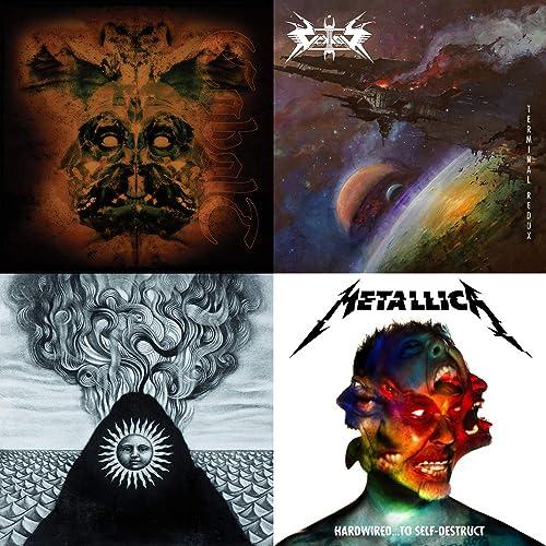 Best Metal Songs Of 2016 By Oranssi Pazuzu Death Angel Every