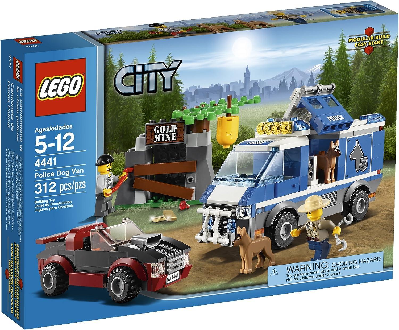 liquidación hasta el 70% LEGO City Police Dog Van 4441 4441 4441 by LEGO  venta