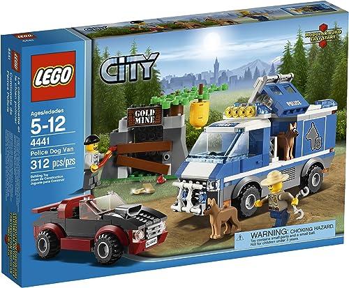ahorra hasta un 30-50% de descuento LEGO City Police Dog Van Van Van 4441 by LEGO  bienvenido a orden
