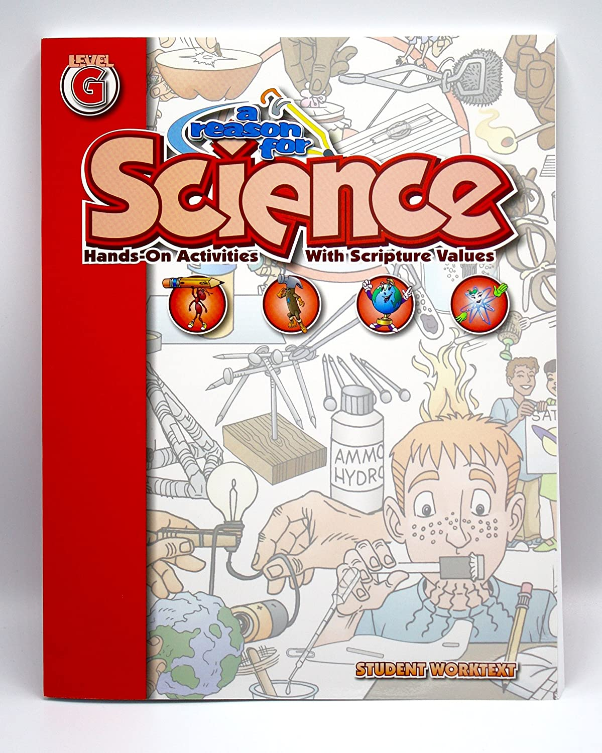Workbooks for Third Graders Interactive Experiments /& Activities A Reason For Science Teacher Guidebook Level C 3rd Grade Daily and Weekly Lesson Plan Curriculum for Homeschool and Classroom