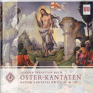 Bach: Easter Cantatas BWV 4, 31, 66, 134