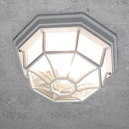 Amazon.es: lamparas de techo para exterior - Iluminación de ...