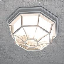 Amazon.es: lamparas de techo para exterior