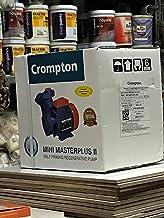 Crompton Mini Masterplus I Surface Domestic Single Phase Pressure Pump (Blue, Aluminium)