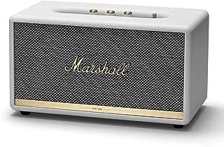 MARSHALL MRL1001903 Stanmore II Bluetooth Wireless Stereo Speaker - White (Pack Of 1)