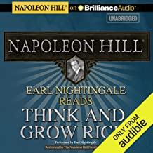 think and grow rich audiobook chapters