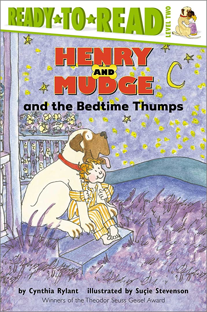 シャイニングくびれたお酒Henry and Mudge and the Bedtime Thumps