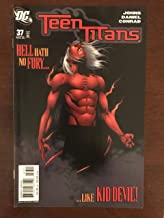Teen Titans #37 First Printing 2006 DC Comic Book First Appearance of Miss Martian M'Gann M'Orzz