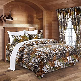 Best white camo comforter queen Reviews