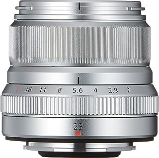 Fujifilm FUJINON XF23mm F2 R WR Lens zilver