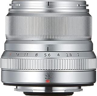 FUJIFILM 単焦点広角レンズ XF23MMF2 R WR シルバー