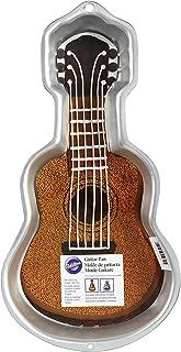"Wilton Cake Pans Novelty Guitar 16.5""X8.5""X2"" W2105570"
