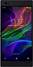 Razer Phone: 120 Hz Ultra Motion Display - 64GB Memory - 8GB RAM - Dual Camera - Dual Front-Facing Speakers - Gaming Phone - Black (Renewed)