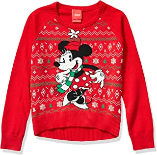 Disney Girls' Ugly Christmas Sweater