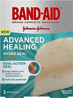 Band-Aid Advanced Healing Jumbo, 3 Count