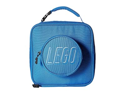 LEGO Brick Lunch Bag (Blue) Duffel Bags