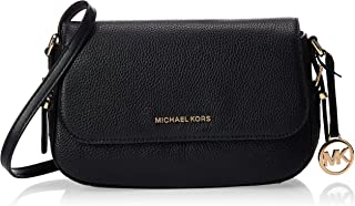 حقيبة طويلة تمر بالجسم للنساء من مايكل كورس، لون اسود