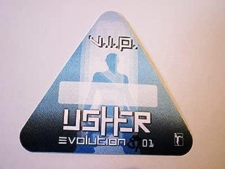 Usher Evolution 8701 Tour Satin Backstage Pass V.I.P.