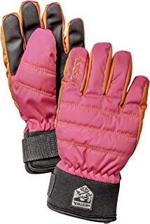 Ski Gloves for Kids: Youth All Mountain Waterproof C-Zone Primaloft Winter Cold Weather Glove