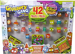 The Grossery Gang Super Gross Pack