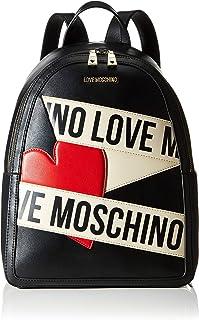 Love MoschinoBORSA CALF PU NERO/AVORIOMujerNegroNormale