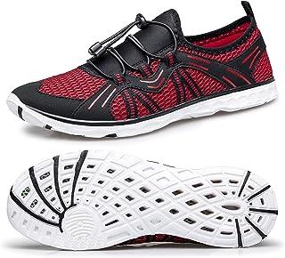 Water Shoes Quick Drying Sports Aqua Beach Swim Shoes for...