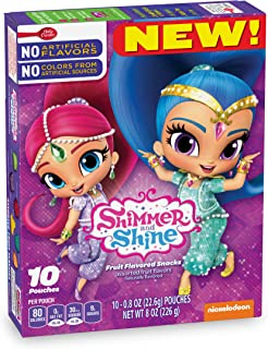 Best shimmer and shine fruit snacks Reviews