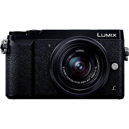 パナソニック ミラーレス一眼カメラ ルミックス GX7MK2 標準ズームレンズキット ブラック DMC-GX7MK2KK